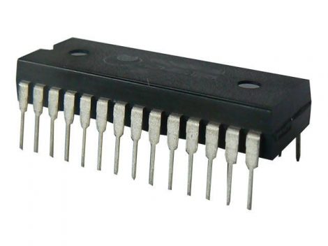 ICM7218AIJI (DIP-28)