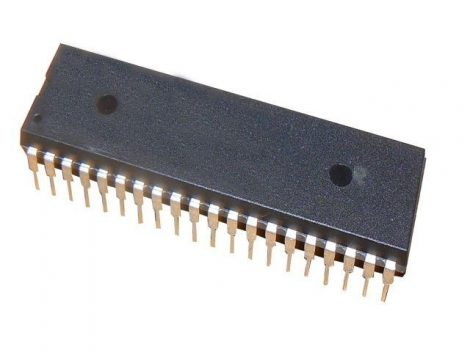 PCF8577CP (DIP-40)