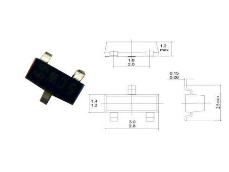 LP2980IM5-3,3 (SOT-23)