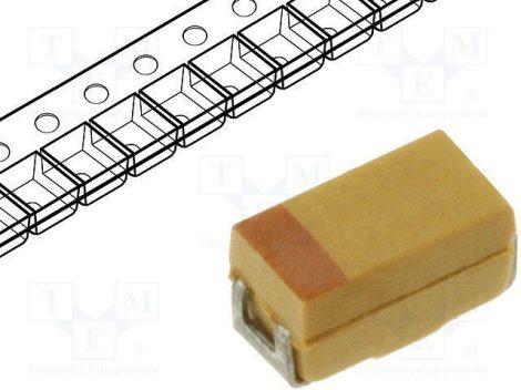 22uF 6,3V C SMD TANT./TAJC22M006R/
